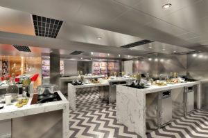 Carnival-Kitchen-300x200 Passagiere schwingen den Kochlöffel – Professionelles Kochstudio auf der neuen Carnival Panorama