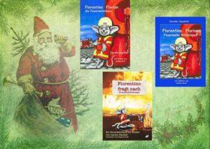WeihnachtenFlorentinoKarina-300x212 Eine Feuerwehrmaus unterm Weihnachtsbaum