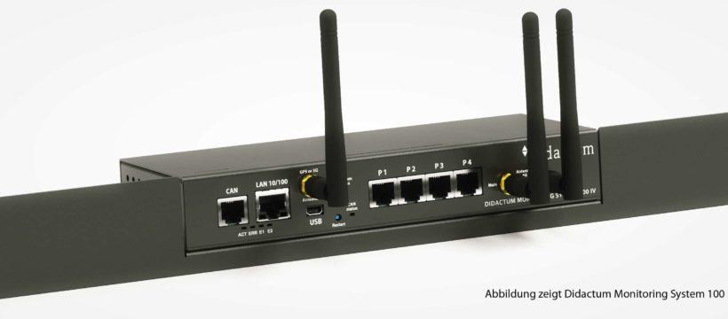 Infrastruktur Überwachungssystem