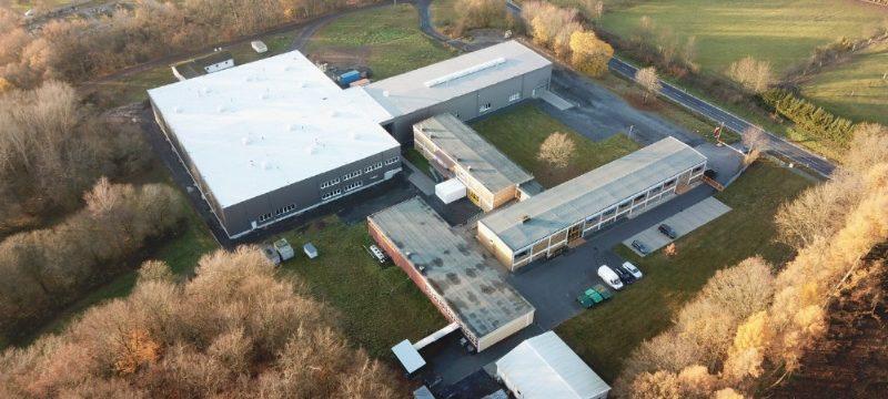 Sitz der VWH GmbH in Herschbach