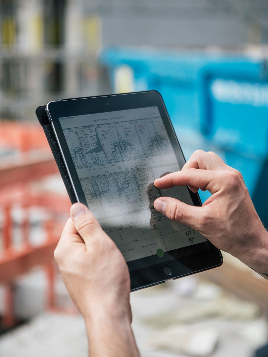 Capmo-GmbH_klein Software-Unternehmen Capmo ist für bautec.INNOVATION AWARD nominiert