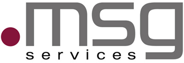 Firmenlogo msg services