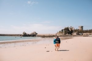 PR_Strandspaziergang-300x200 Wo der Frühling zeitig kommt – Auf Jersey hat's die Natur eilig – Kanalinsel profitiert vom Golfstrom – Ideal für eine Inselauszeit