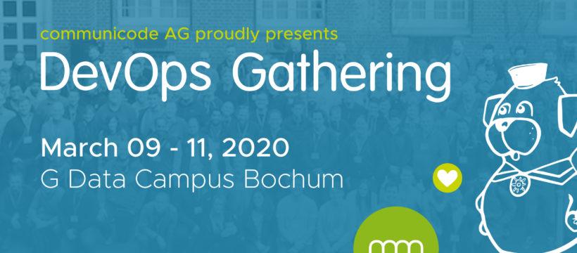 DevOps Gathering Bochum, Titelbild