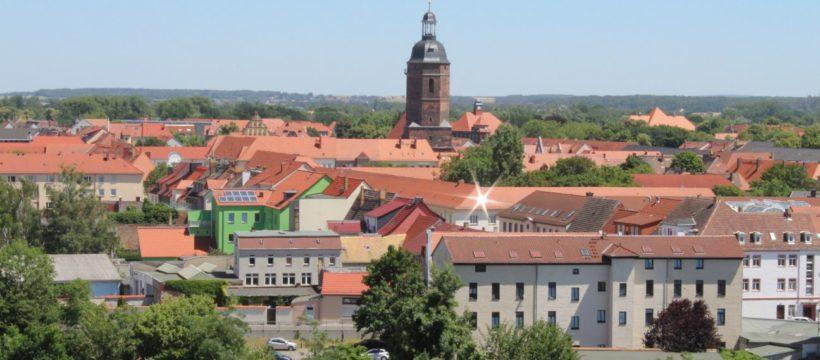 Die Große Kreisstadt Eilenburg ist eine Stadt an der Mulde im Nordwesten von Sachsen, zirka 20 Kilometer nordöstlich von Leipzig. Quelle: W&R IMMOCOM.