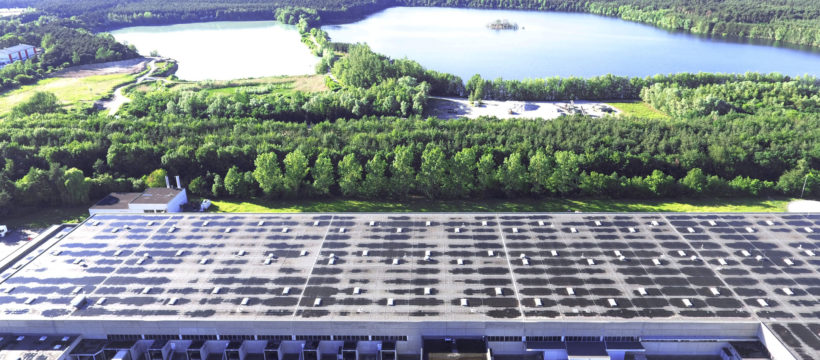 Green Logistics made by B+S: Lean and Green zeichnet den Logistikdienstleister mit dem Award für ökologisches Verantwortungsbewusstsein und Handeln aus.