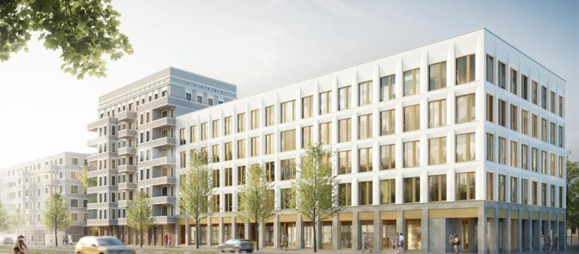 Leipziger Quartier Prager-RiebEck