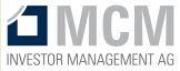 Logo_mcm_management MCM Investor Management AG: Interesse an Immobilien hält an