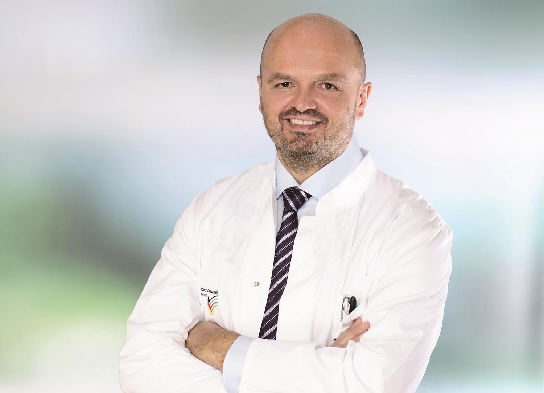 Dr_Unterburger_1MB Komplexe Schmerztherapie an der Asklepios Orthopädische Klinik Lindenlohe