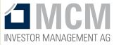Logo_mcm_management MCM Investor Management AG: Immobilienkäufer können von niedrigen Zinsen profitieren