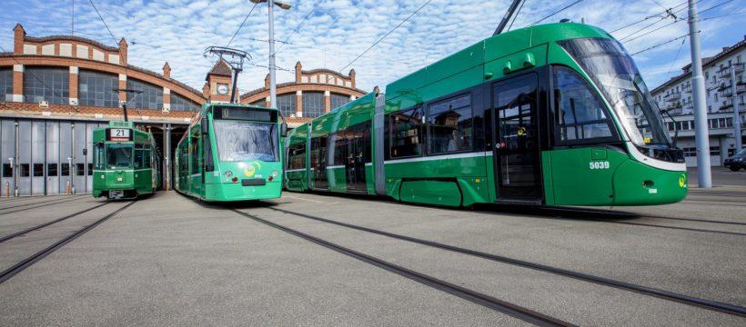 Für die unternehmensweite Planung und Disposition von Fahrzeugen und Personal setzen die Basler Verkehrs-Betriebe (BVB) zukünftig auf die IVU.suite von IVU Traffic Technologies (Bild: Basler Verkehrs-Betriebe)