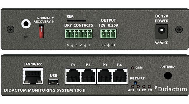 Didactum Monitoring System 100