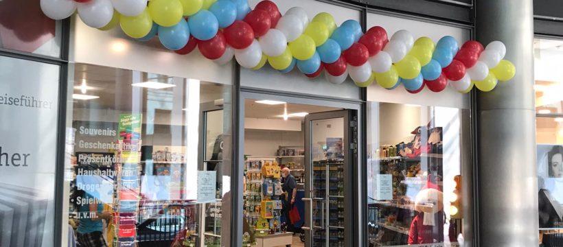 Neue Shops im Leipziger Petersbogen