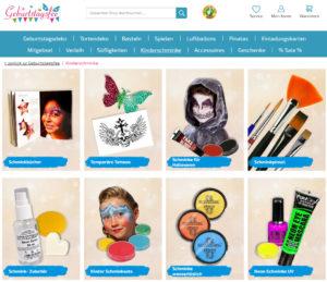 Kinderschminke-Kategorie-300x259 Ihr eigenes Mini-Kinderfest in Coronazeiten planen
