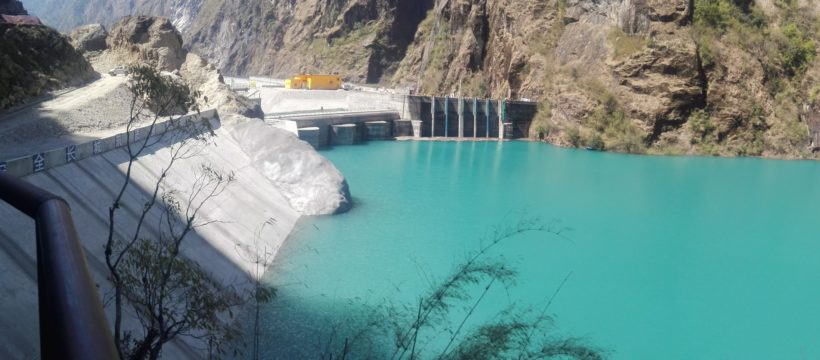 Upper Tamakoshi Hydropower Project Nepal