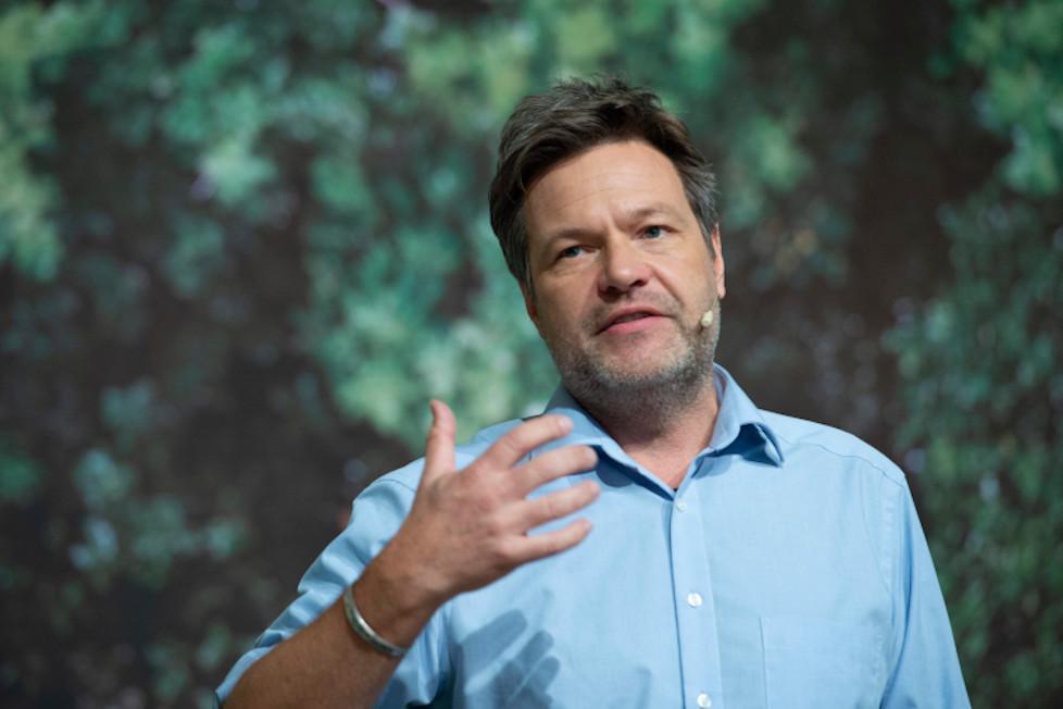 imago0095116108h Dr. Robert Habeck hält Keynote auf Europas größtem Kulturkongress