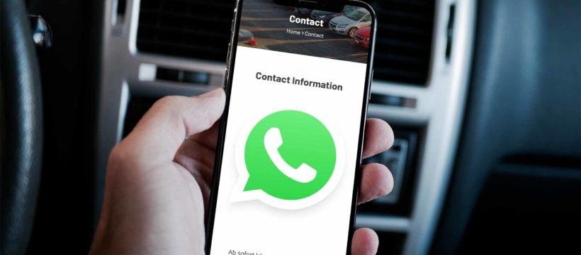 LDB Gruppe startet WhatsApp-Lösung speziell für Autohäuser