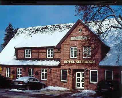 HotelimWinter1 Winter-Auszeit im Ringhotel Sellhorn: Winterliche Stimmung in der Heide genießen