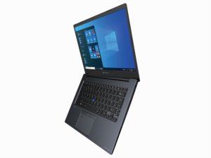 X40-J_Angle-08_UKkeymittel-300x225 Sicher, leicht und top ausgestattet: Neue dynabook Portégé X30L-J- und Portégé X40-J-Modellreihen ab sofort verfügbar