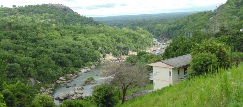 Revué River Mozambique - Mavuzi