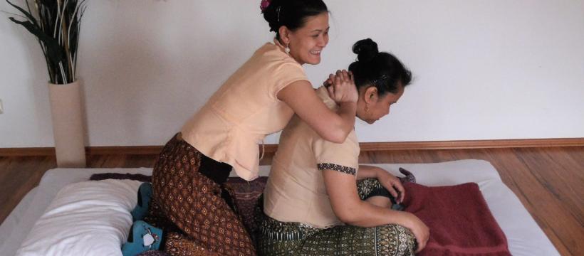 Massage Für Die Kehle