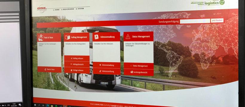 Digitale Kundeneinbindung im Cargo-Bereich bei Meyer Quick Service Logistics GmbH & Co. KG (QSL)