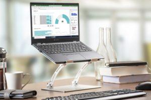 Laptop-Stand_01_2-300x200 Mehr Flexibilität beim hybriden Arbeiten: Dynabook stellt neues Zubehör vor
