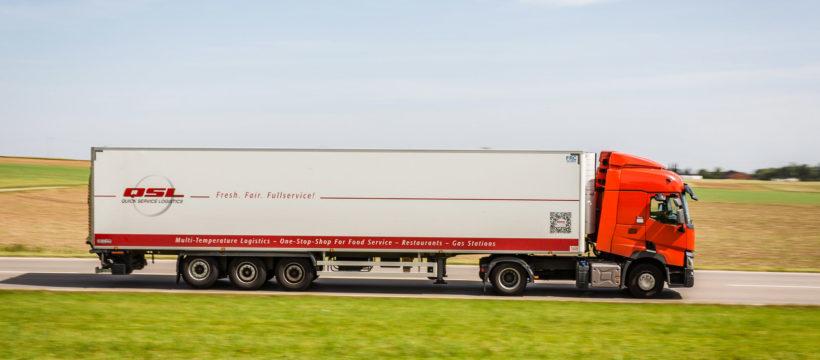 Quick Service Logistics (QSL) nach ISO 28000 zertifiziert