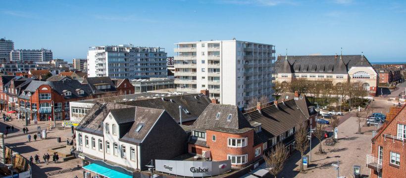 Ferienwohnungen Sylt: Tiny Appartement Westerland, Sylt - Bene Vivere