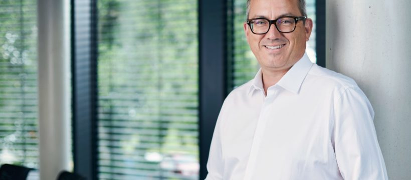 Jörgen Venot ist Head of Sales and Marketing bei der DC-Datacenter-Group GmbH.